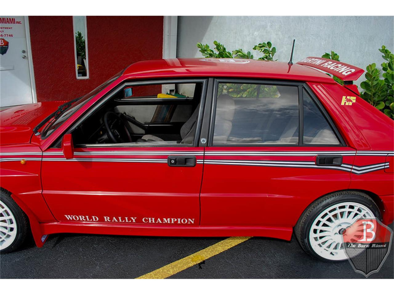 Large Picture of '88 Delta Integrale HF - JJ0A