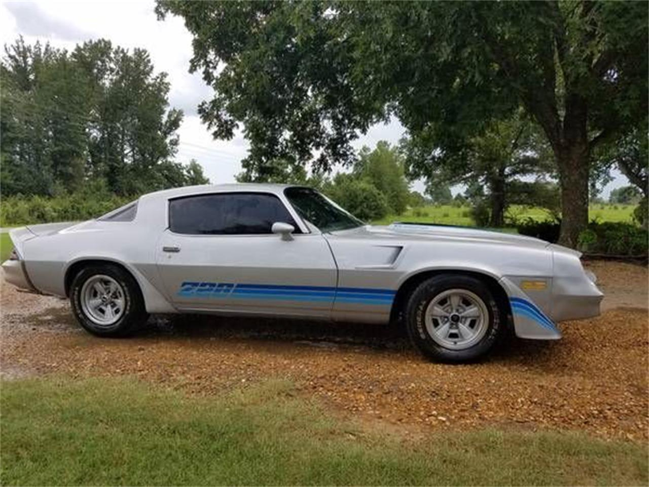 Large Picture of '81 Camaro - JJ0W