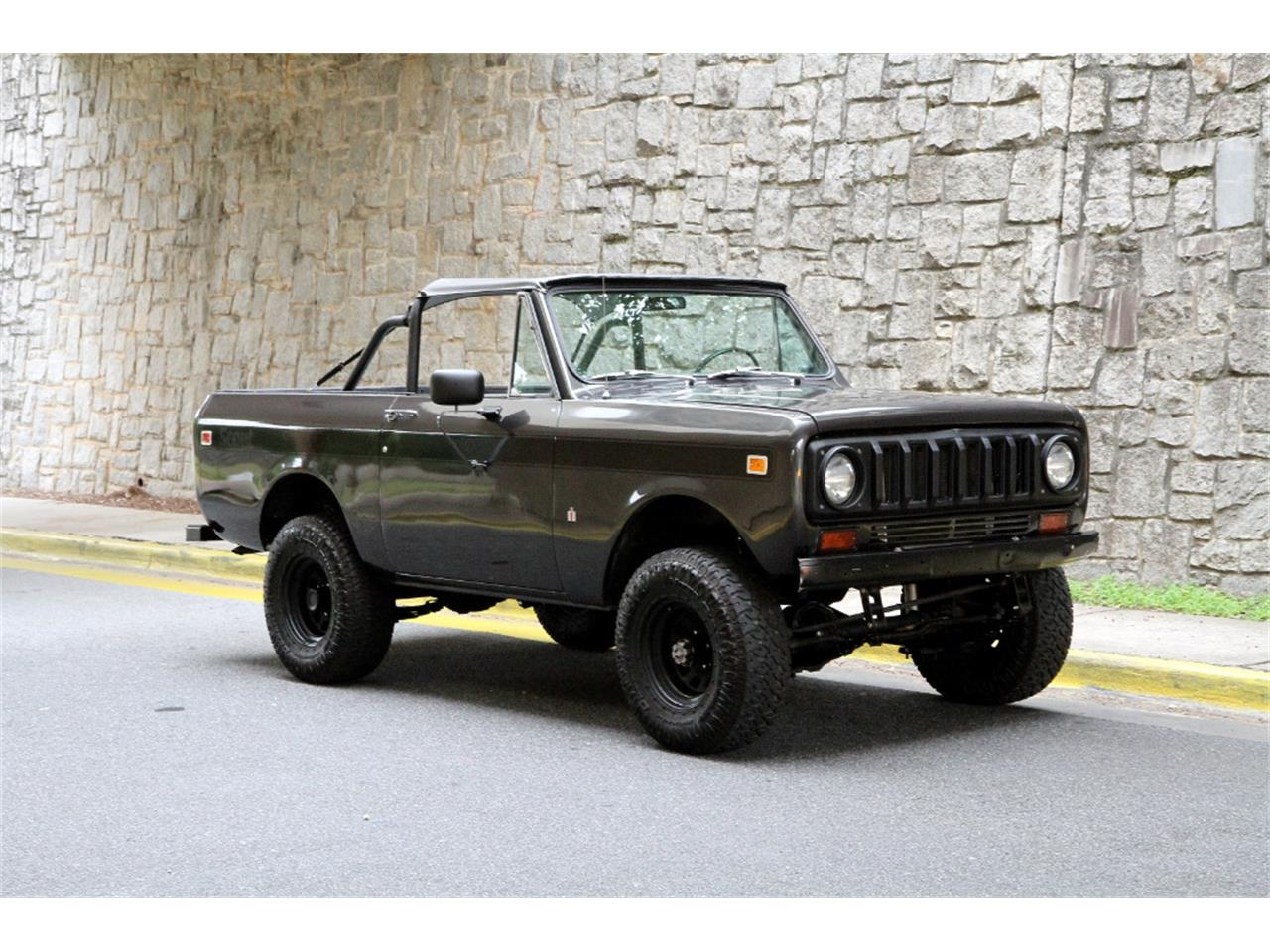 1975 International Harvester Scout Ii For Sale Wiring Harness Large Picture Of 75 Jj1r