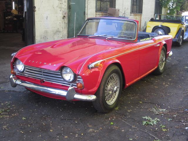 Picture of 1967 TR4 - $21,500.00 Offered by  - JJ46