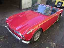 Picture of '67 TR4 - JJ46
