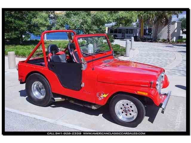Picture of '77 Wrangler - $11,950.00 Offered by  - JI9A