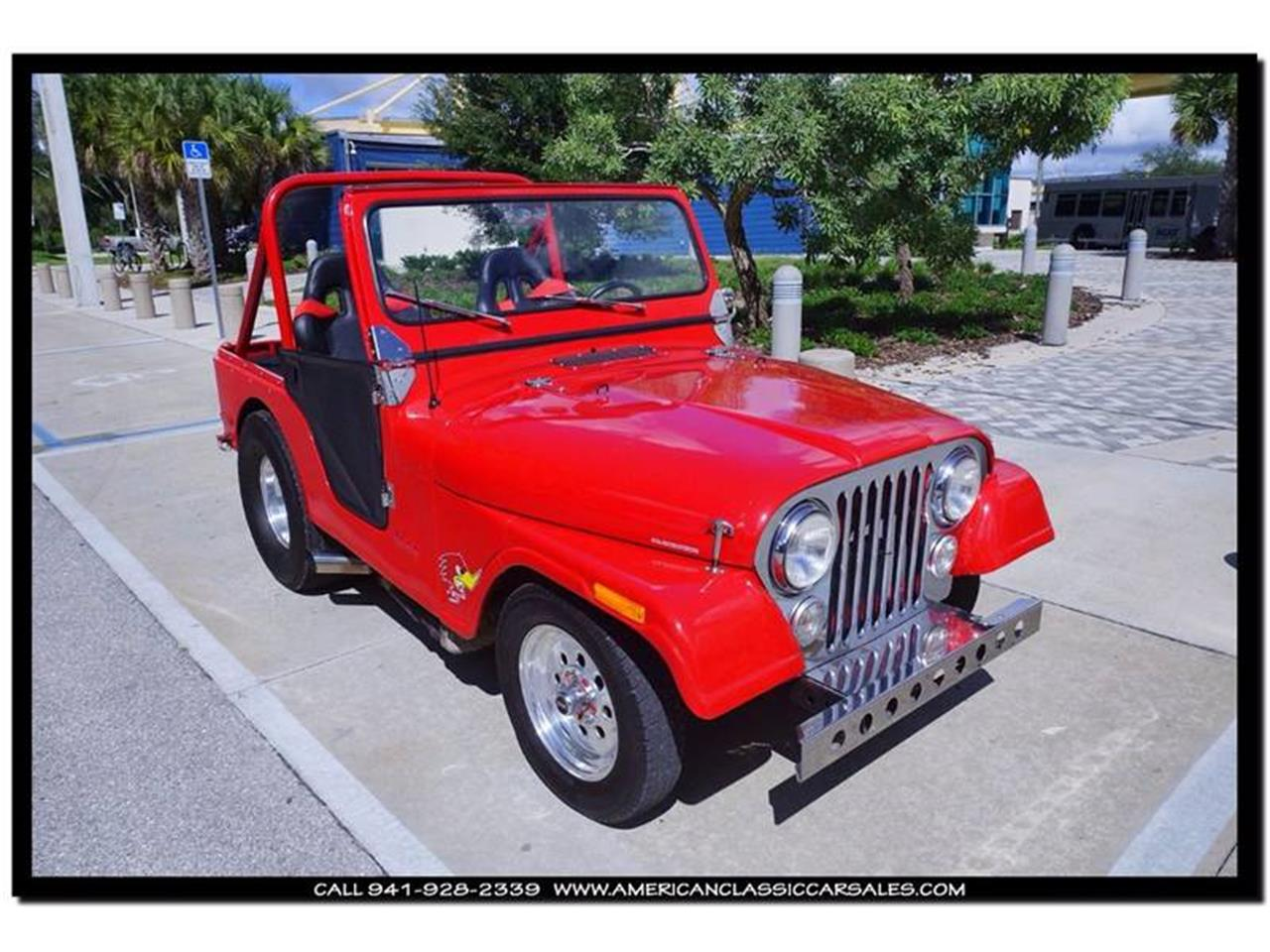 Large Picture of '77 Wrangler - JI9A