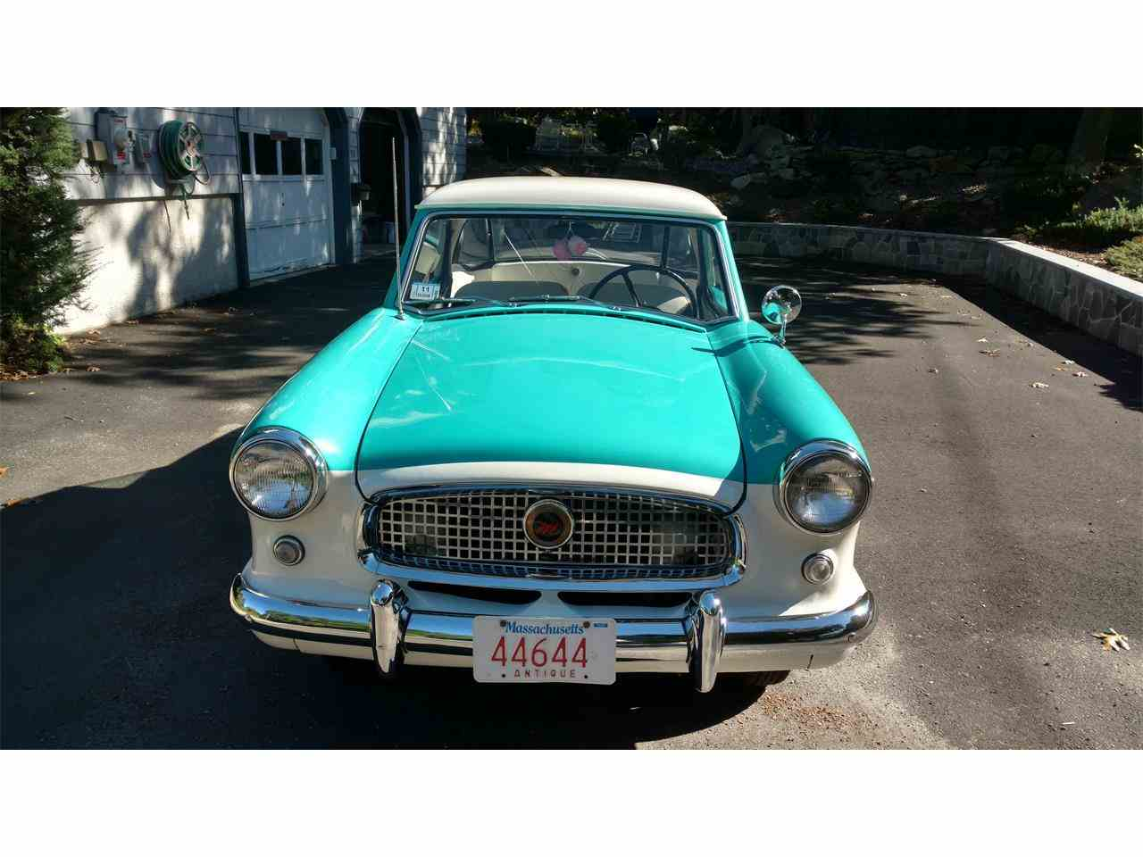 Large Picture of '58 Metropolitan located in Weymouth Massachusetts - JJ53