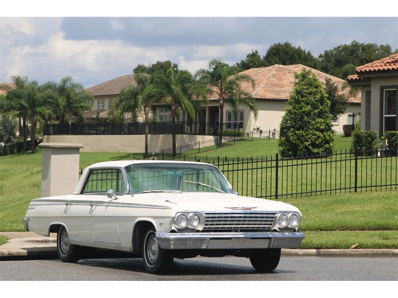 Large Picture of 1962 Chevrolet Impala located in Florida - $11,995.00 Offered by a Private Seller - JJAL