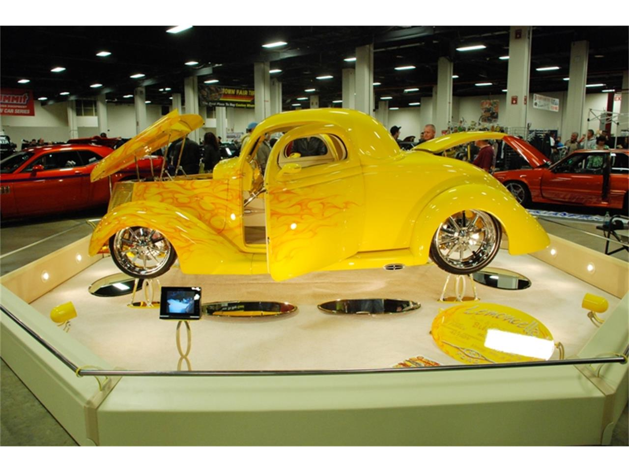 Large Picture of Classic 1936 Ford 3-Window Coupe located in California - $230,000.00 Offered by Classic Car Marketing, Inc. - JJB0