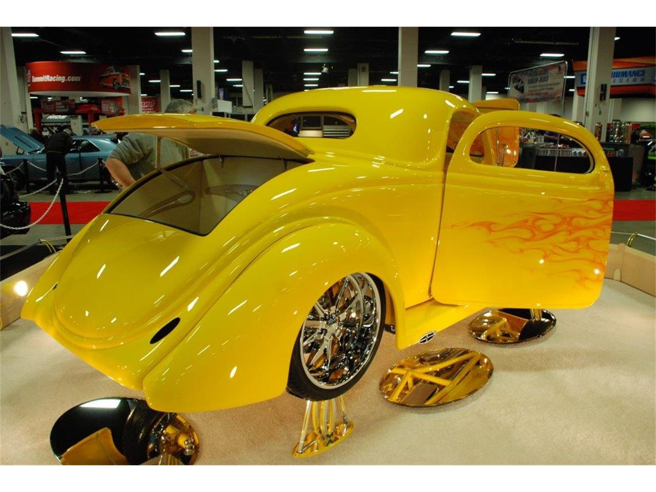 Large Picture of Classic 1936 Ford 3-Window Coupe located in Orange California - JJB0