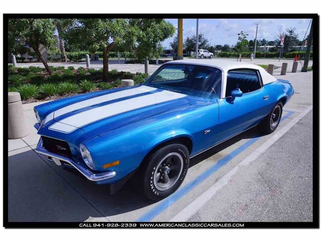 Large Picture of '70 Camaro - JJDG