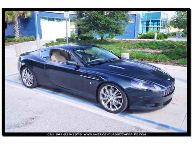 Picture of '05 DB9 - JJDI