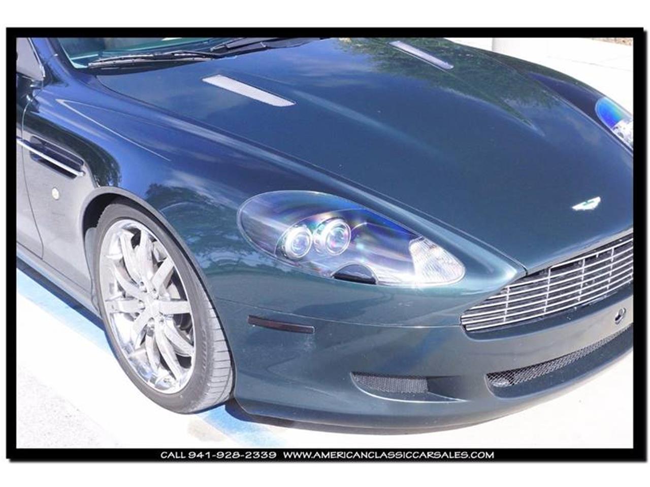 Large Picture of '05 DB9 - JJDI