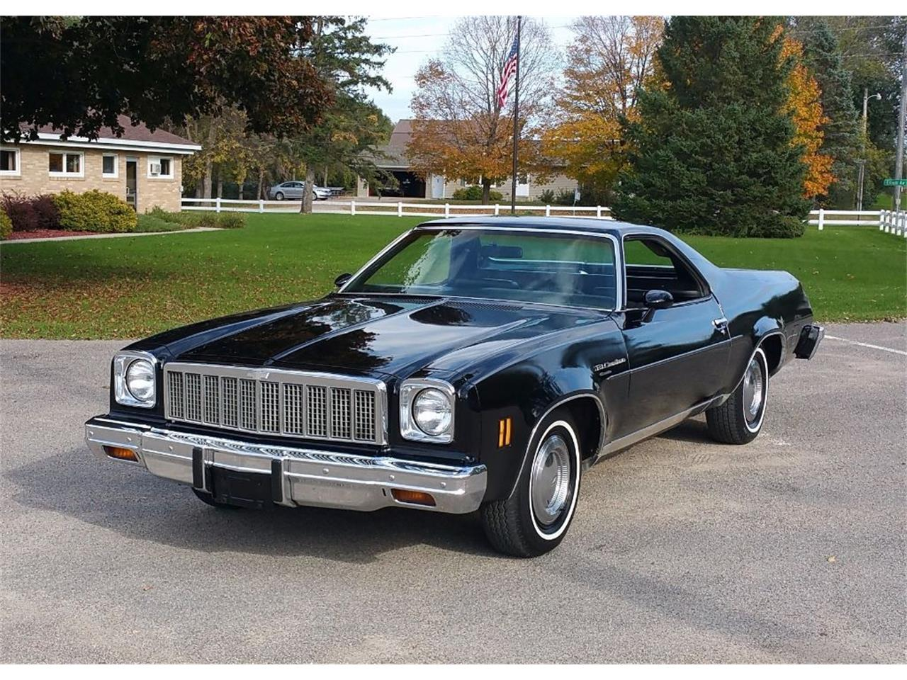 Large Picture of '75 El Camino - JJE1