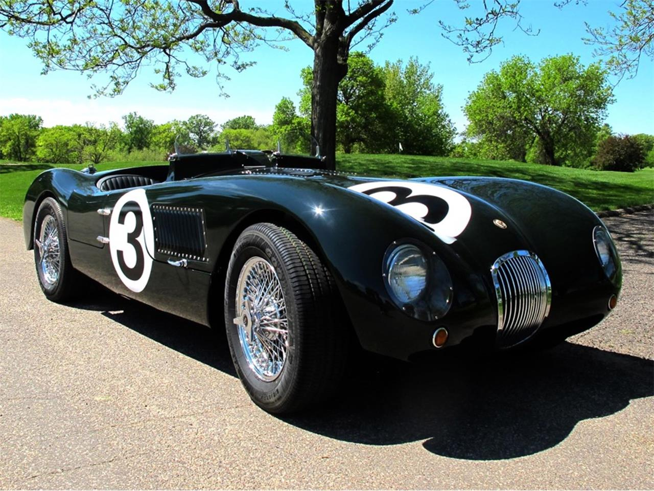Large Picture of Classic 1951 Jaguar C-Type located in Minnesota - JJEJ