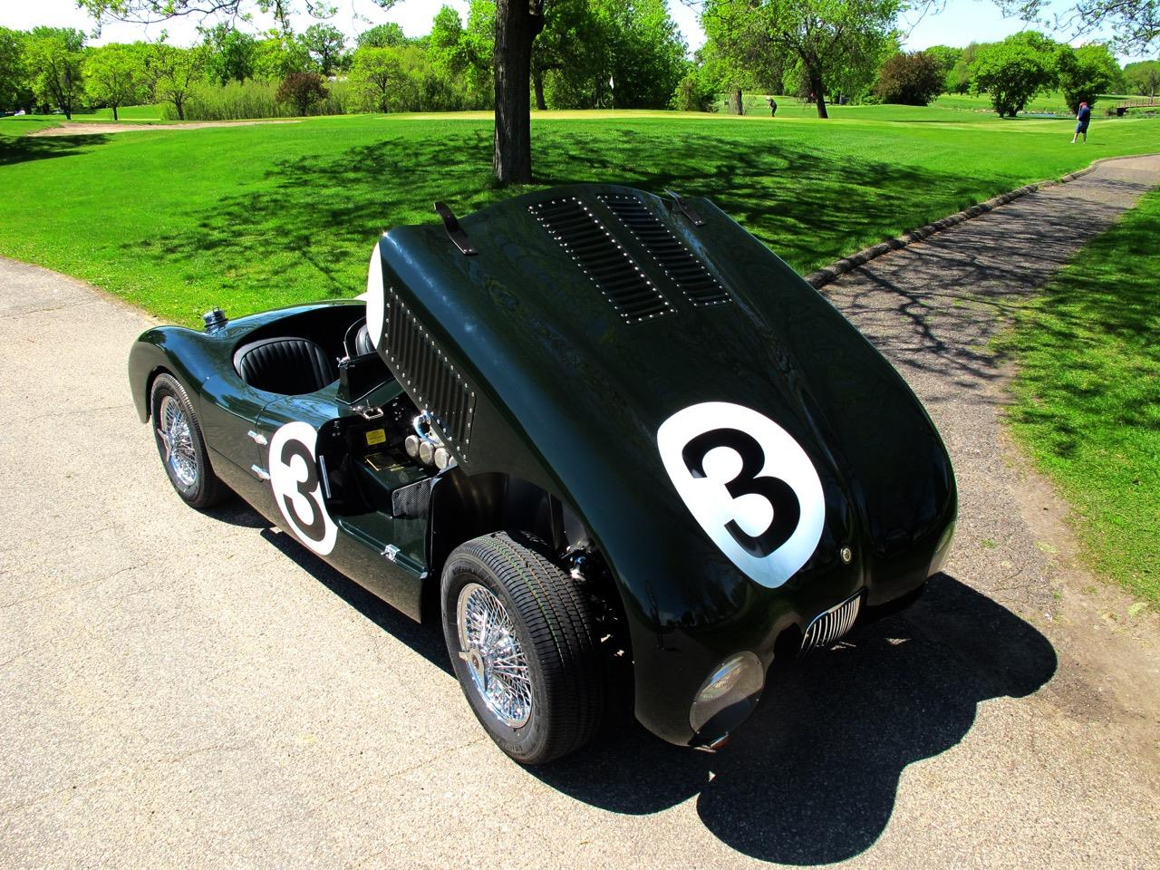 Large Picture of 1951 Jaguar C-Type located in Golden Valley Minnesota - $79,995.00 - JJEJ