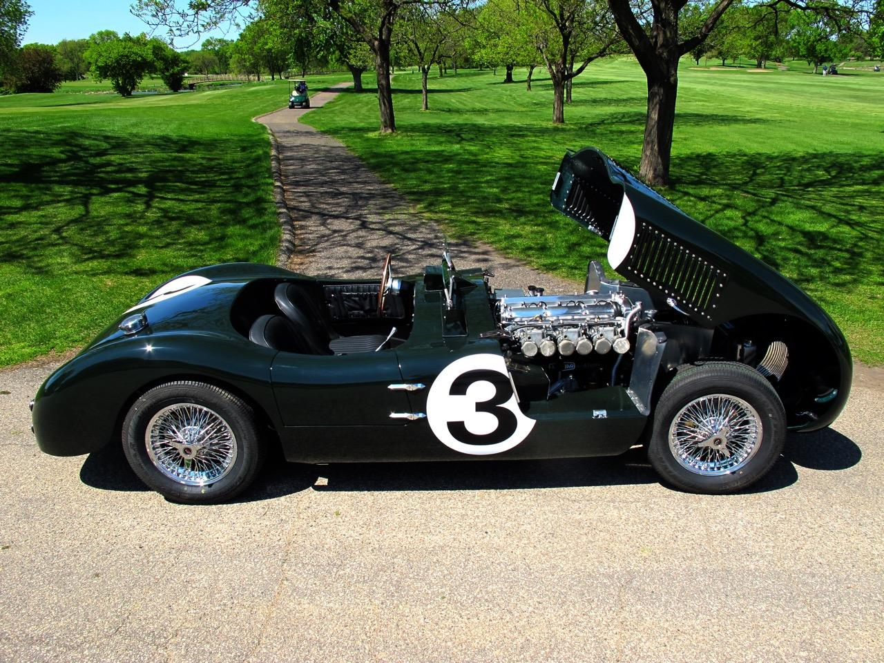 Large Picture of '51 Jaguar C-Type located in Minnesota - $79,995.00 Offered by Jaguar Land Rover Minneapolis - JJEJ
