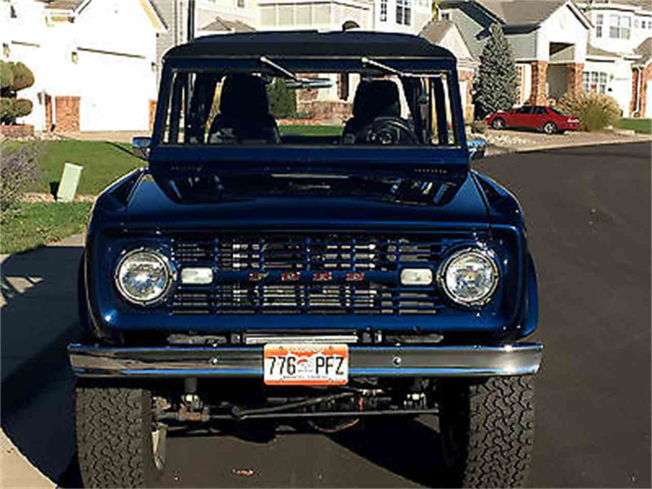 Large Picture of '66 Bronco - JJEO