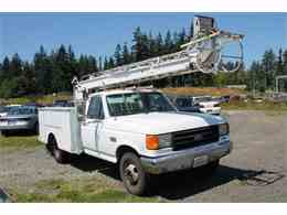 Picture of '87 F350 BOOM LIFT - JJGH