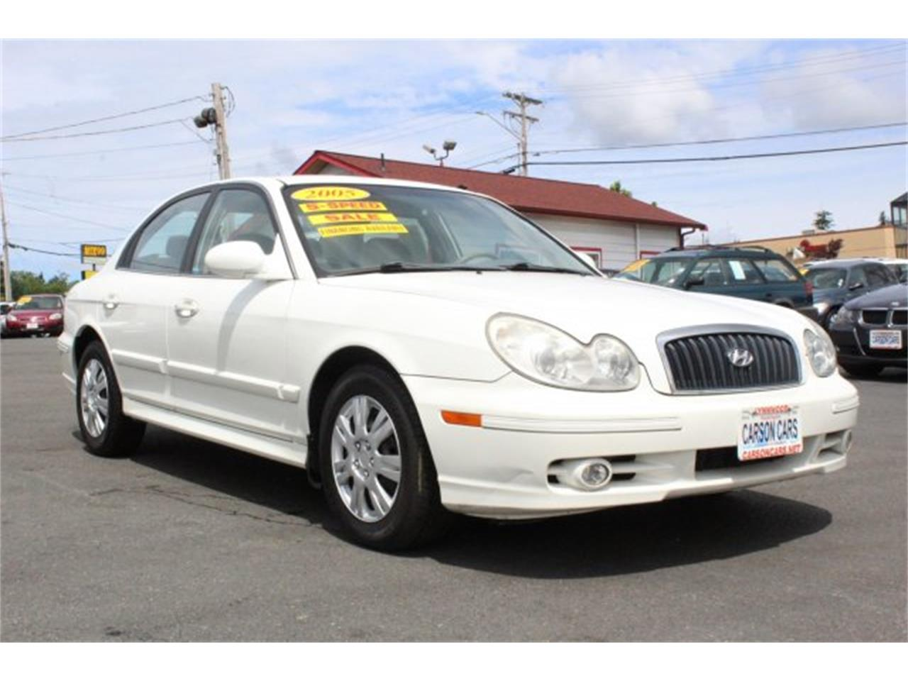 Large Picture of 2005 Sonata - $4,995.00 Offered by Carson Cars - JJGU