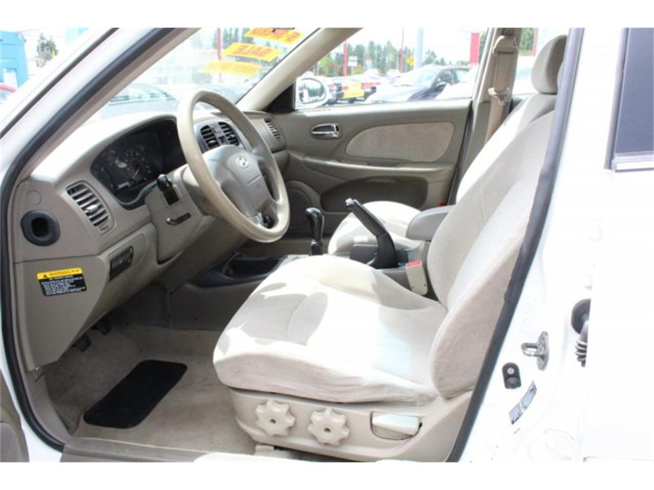 Large Picture of '05 Sonata located in Washington - $4,995.00 Offered by Carson Cars - JJGU