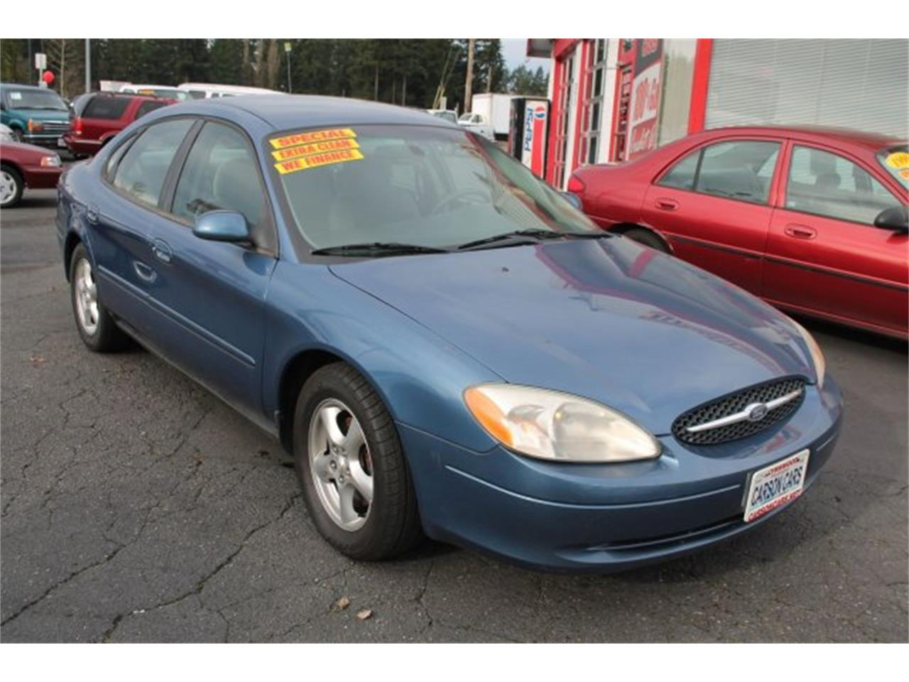 2002 ford taurus for sale | classiccars | cc-911718