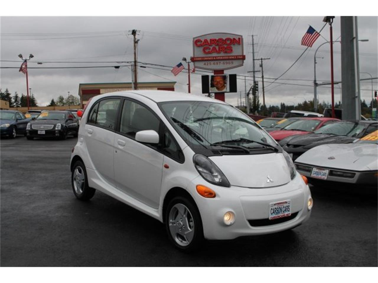 Large Picture of 2014 i-MiEV Offered by Carson Cars - JJJG