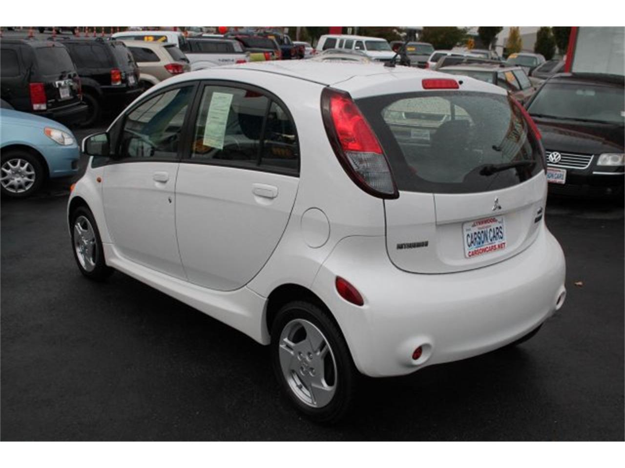Large Picture of '14 i-MiEV located in Lynnwood Washington - $9,995.00 - JJJG