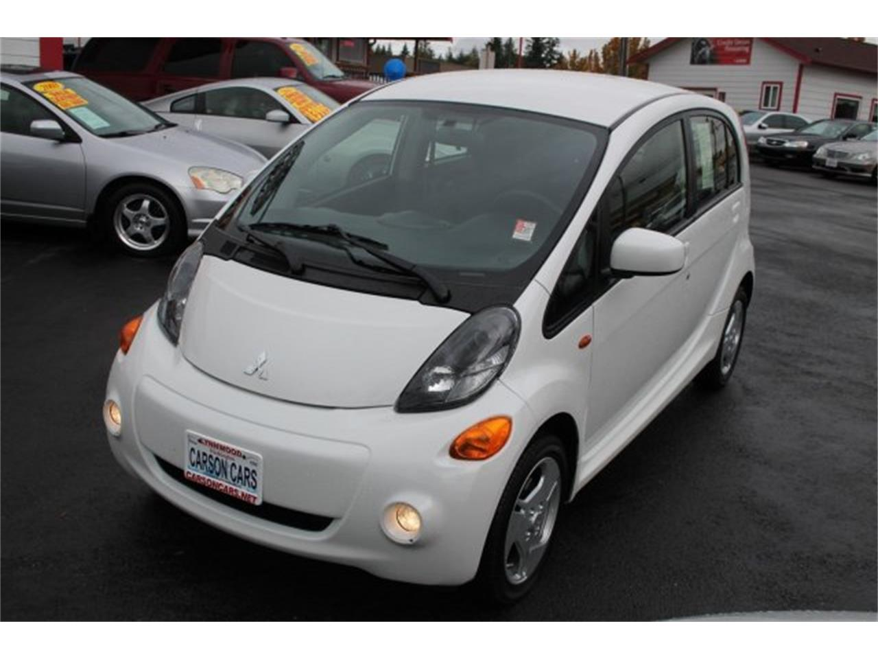 Large Picture of '14 i-MiEV - JJJG