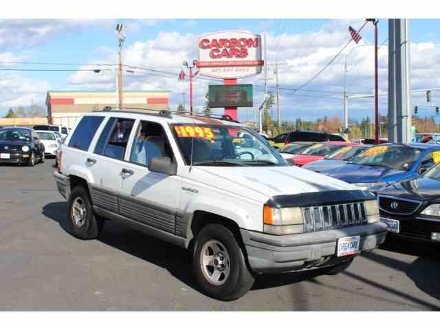 Picture of '93 Grand Cherokee - JJJO