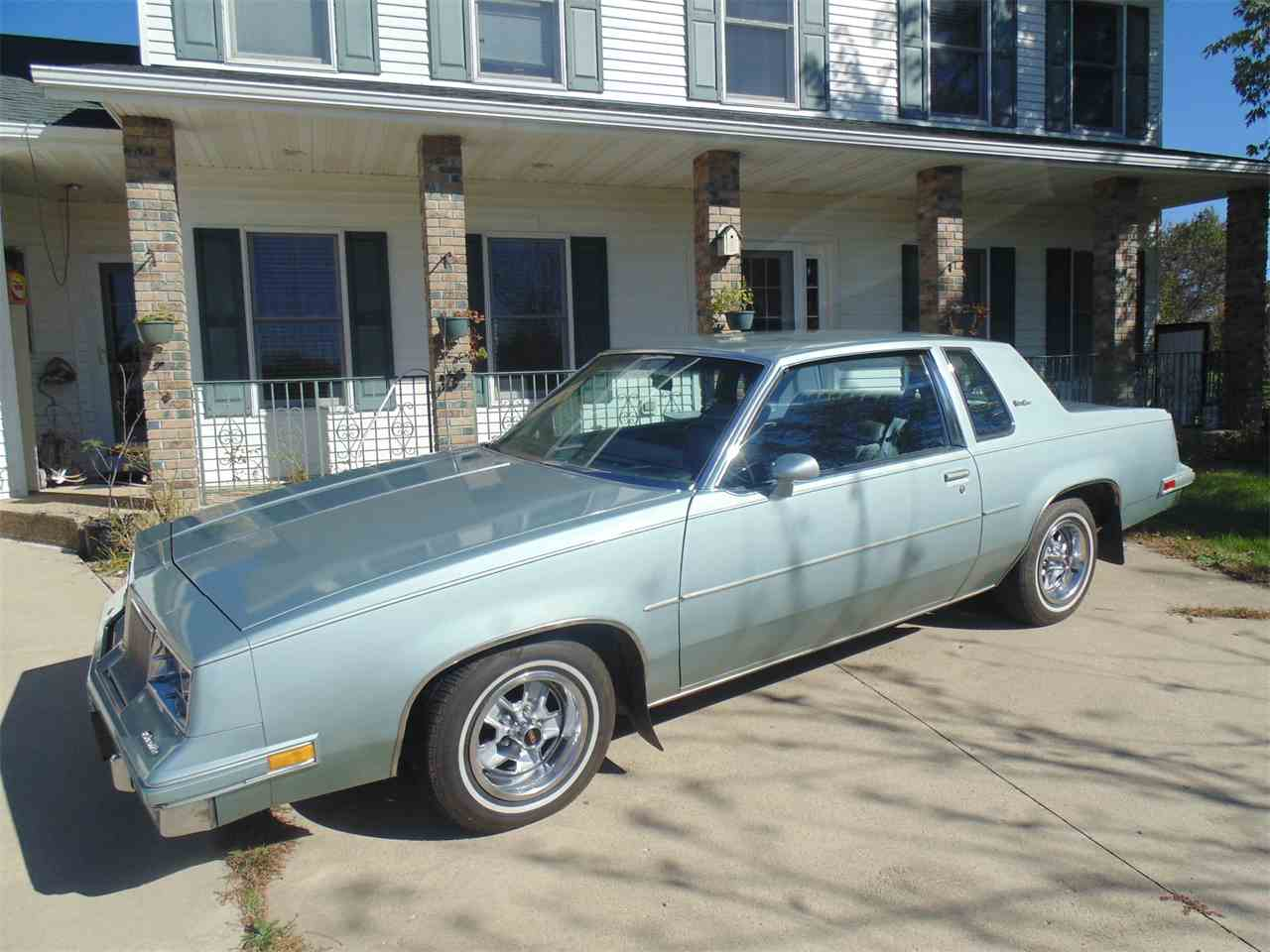 1981 Oldsmobile Cutlass Supreme For Sale