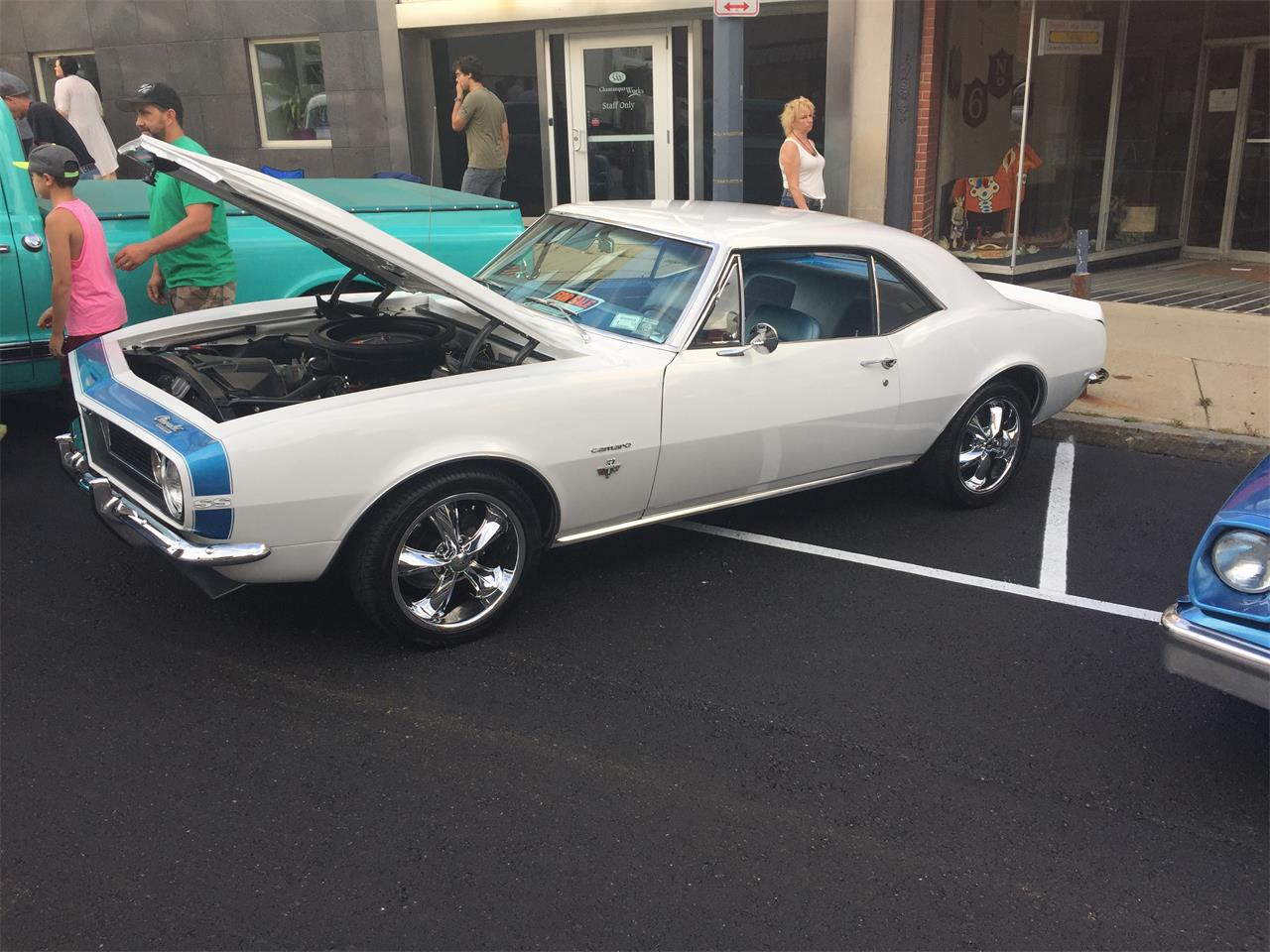 Large Picture of '67 Camaro located in Ashville New York Offered by a Private Seller - JJKP