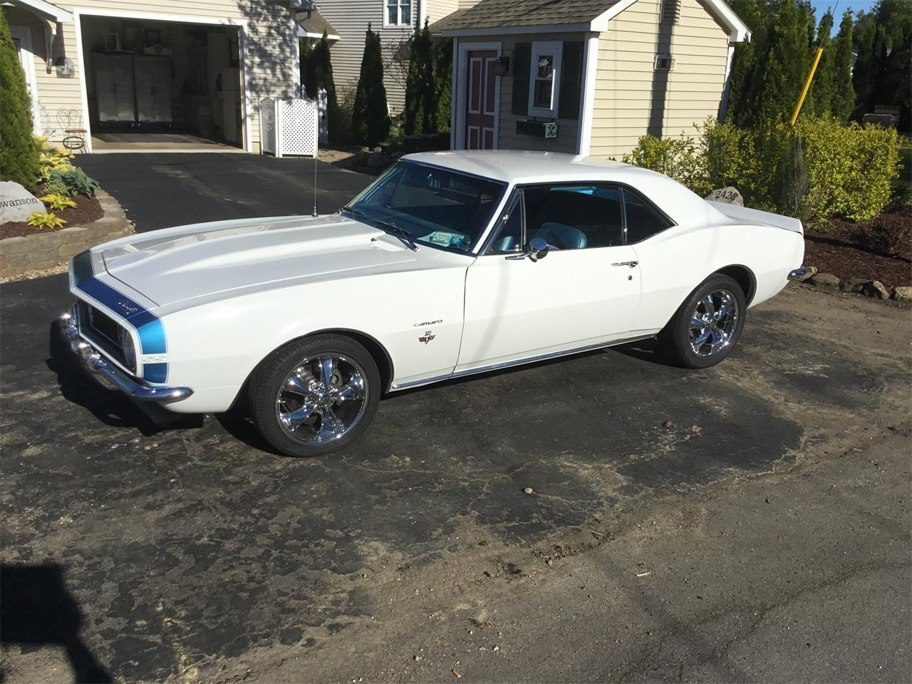 Large Picture of '67 Camaro located in Ashville New York - $38,250.00 Offered by a Private Seller - JJKP