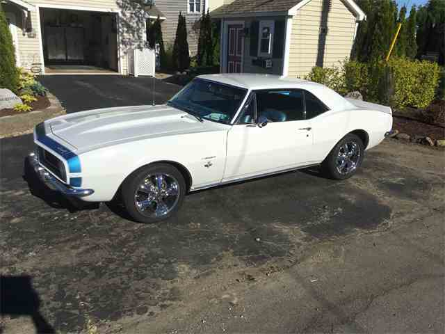 Picture of Classic '67 Chevrolet Camaro located in Ashville New York - $38,250.00 - JJKP