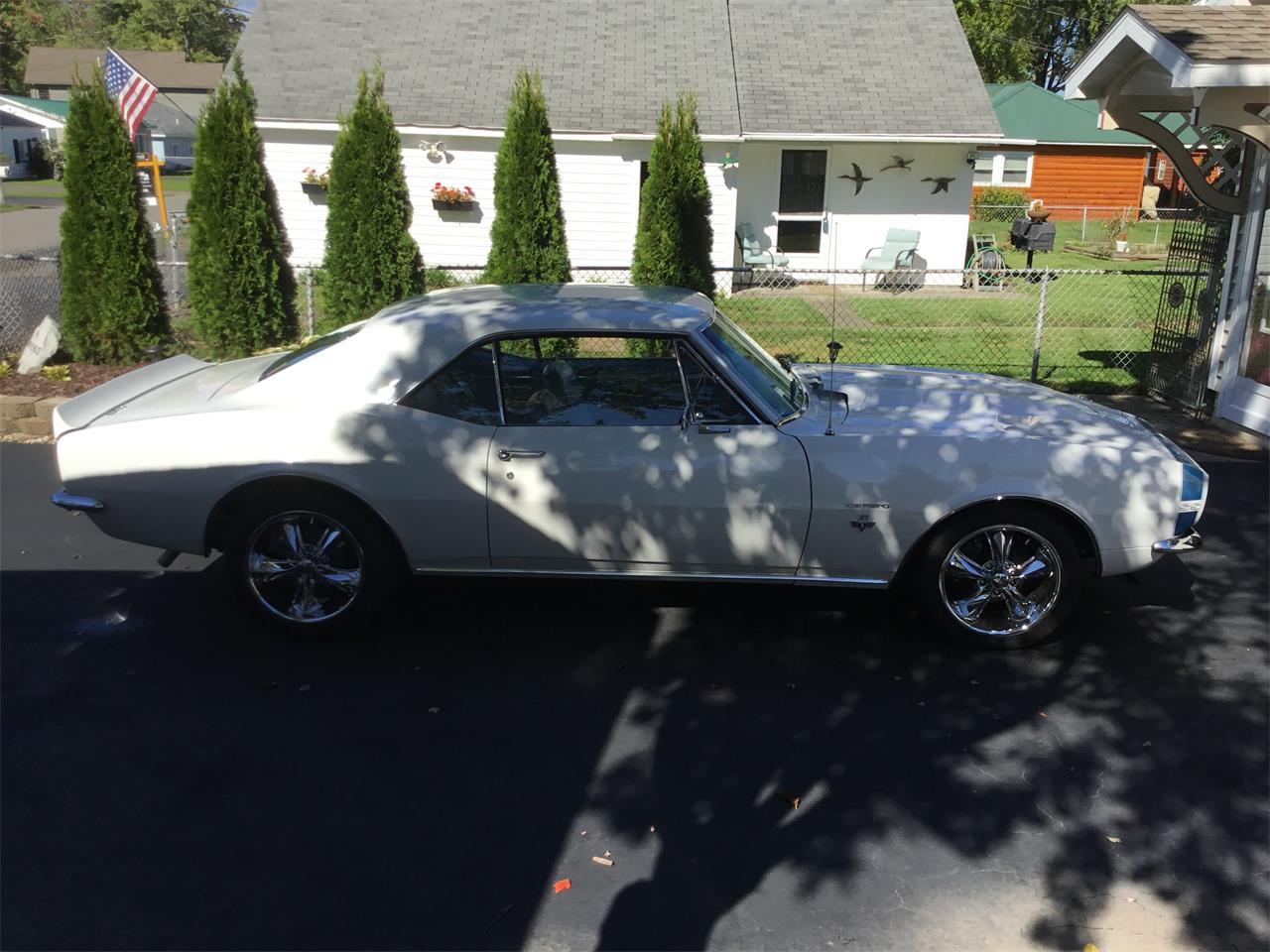 Large Picture of Classic 1967 Camaro located in Ashville New York - JJKP