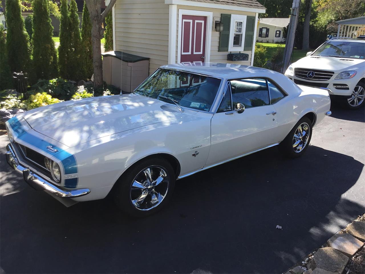 Large Picture of Classic 1967 Chevrolet Camaro Offered by a Private Seller - JJKP