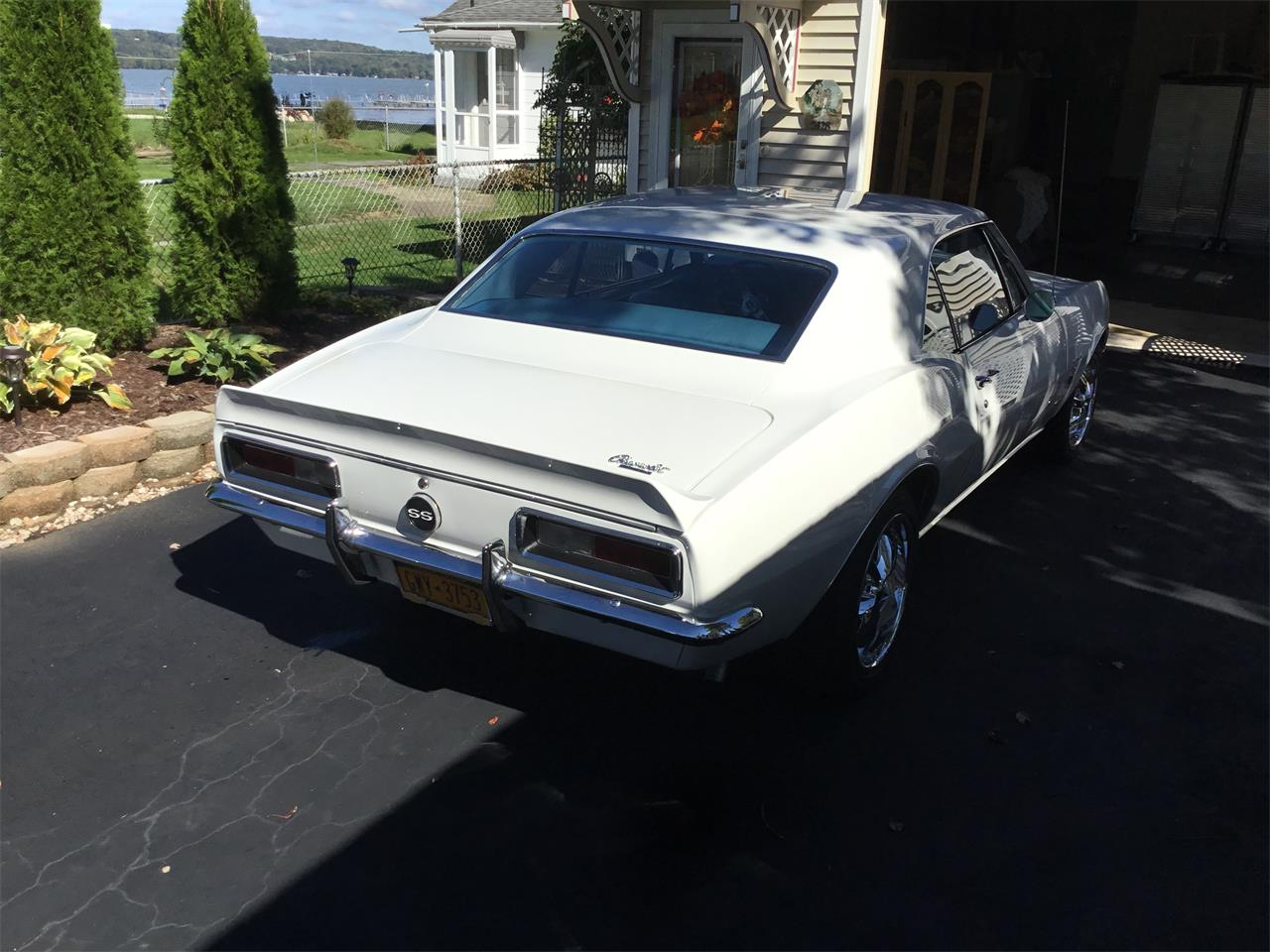 Large Picture of '67 Chevrolet Camaro located in Ashville New York - $38,250.00 Offered by a Private Seller - JJKP