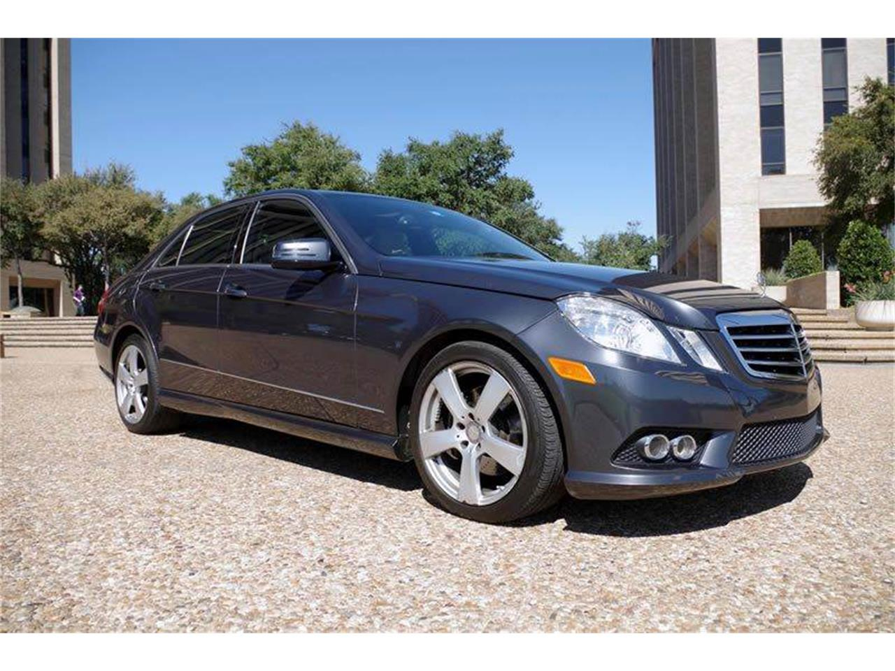 Large Picture of 2010 Mercedes-Benz E-Class located in Fort Worth Texas - $17,900.00 Offered by ABC Dealer TEST - JJM0