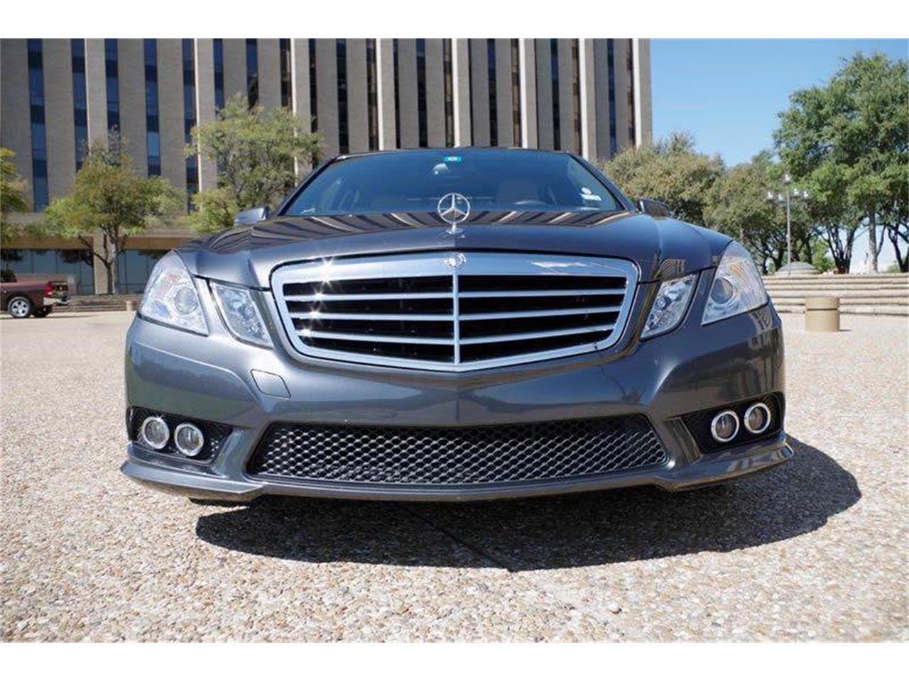 Large Picture of '10 E-Class Offered by ABC Dealer TEST - JJM0