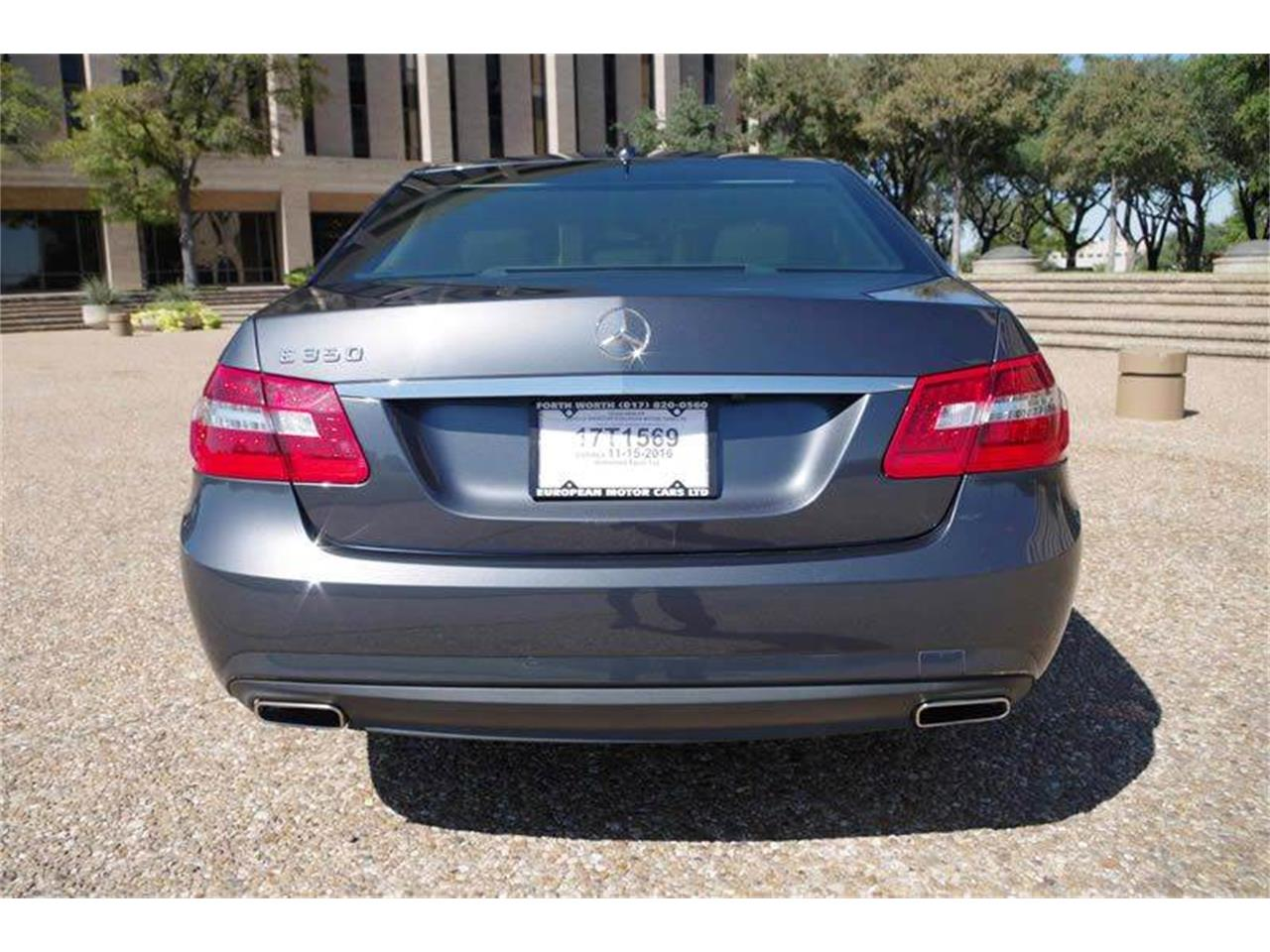 Large Picture of 2010 Mercedes-Benz E-Class located in Texas - JJM0