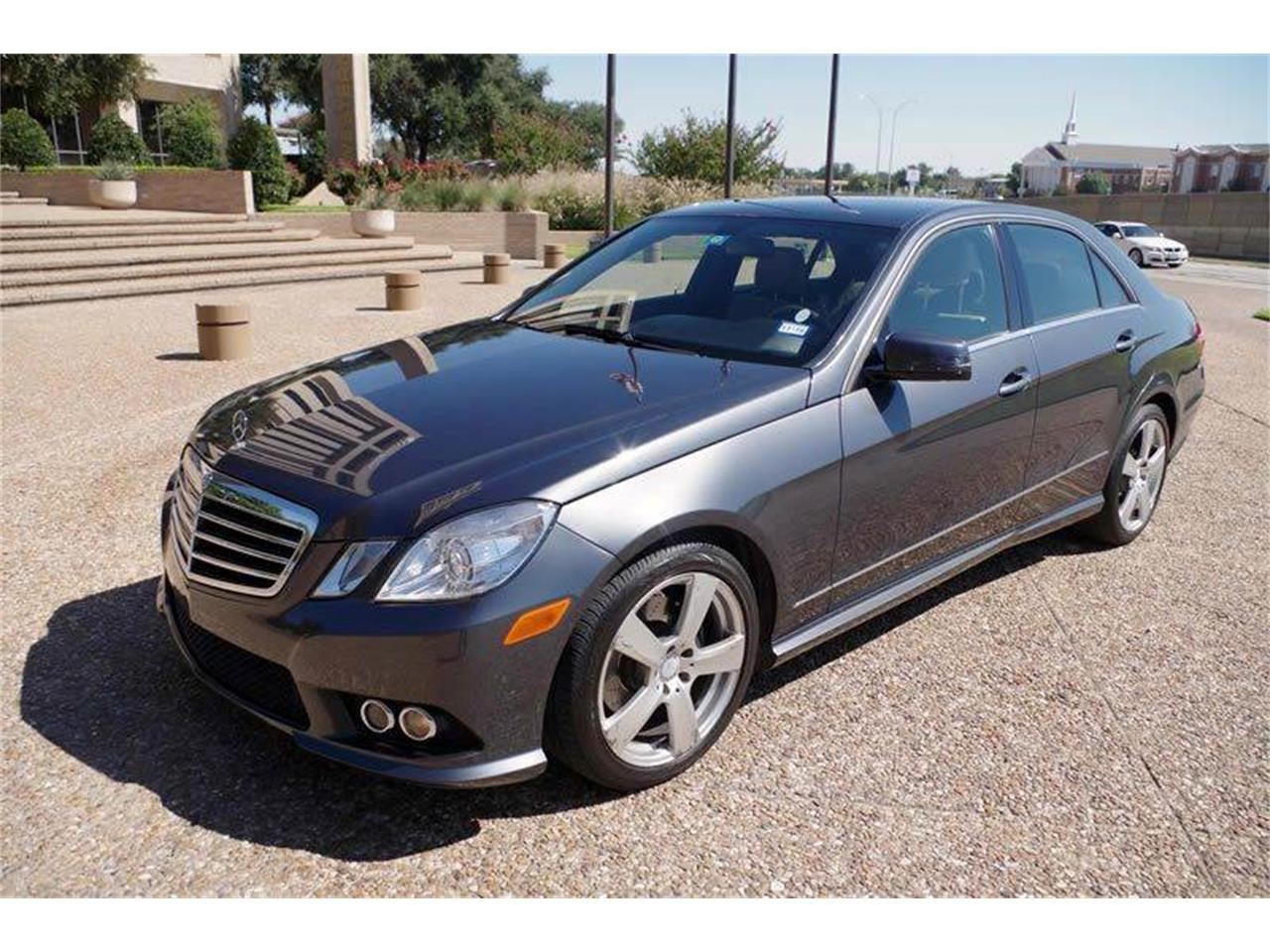 Large Picture of '10 Mercedes-Benz E-Class located in Fort Worth Texas Offered by ABC Dealer TEST - JJM0