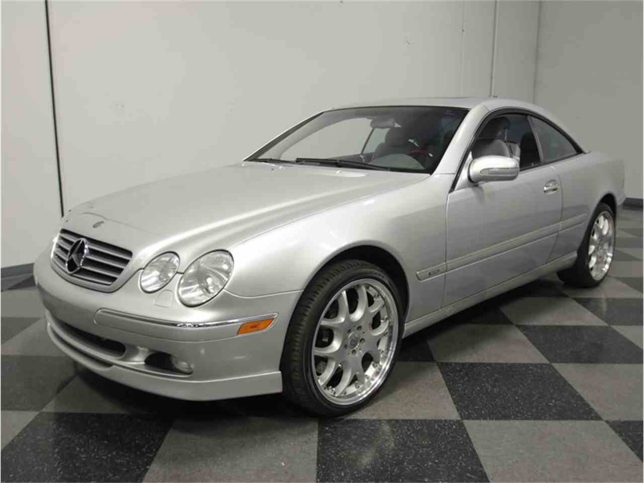 Large Picture Of 2002 CL500 Brabus Located In Lithia Springs Georgia    $26,995.00   JJOY