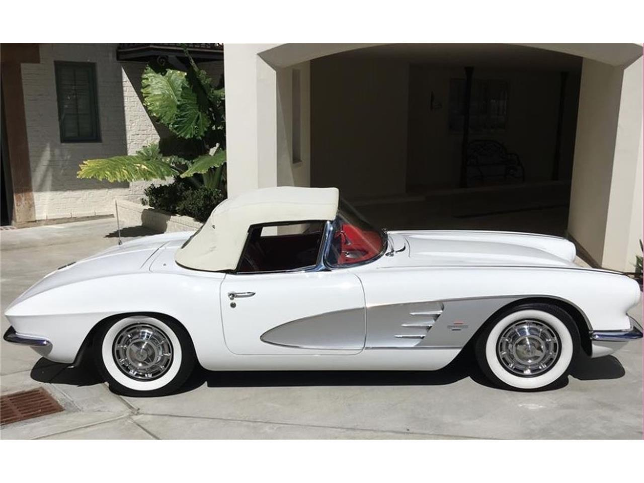 For Sale 1961 Chevrolet Corvette In Lake Charles Louisiana