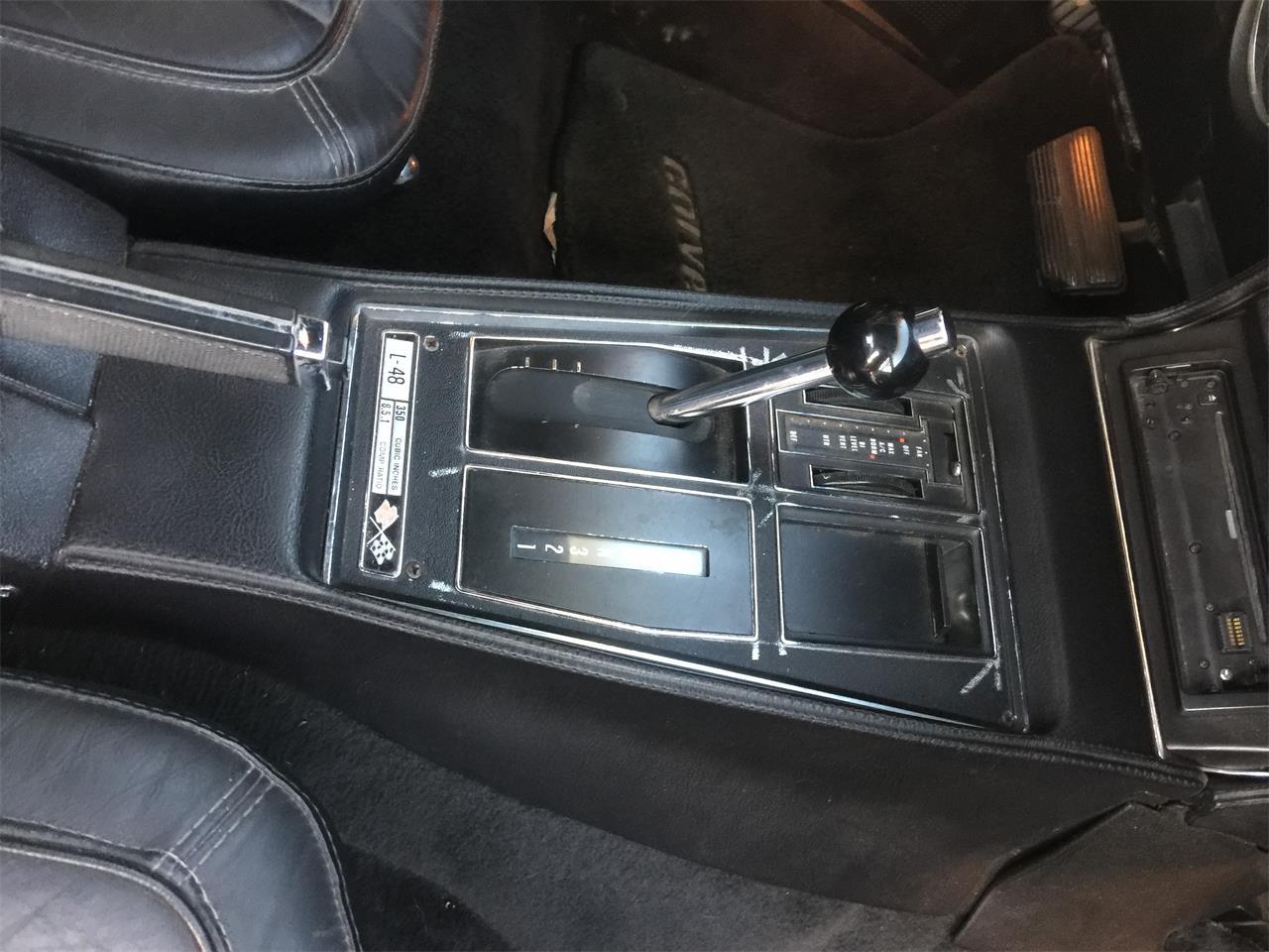 Large Picture of '75 Corvette - JIBN