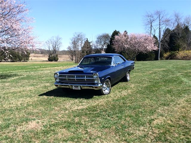 Picture of '67 Fairlane located in Morgantown Kentucky Offered by a Private Seller - JJSN