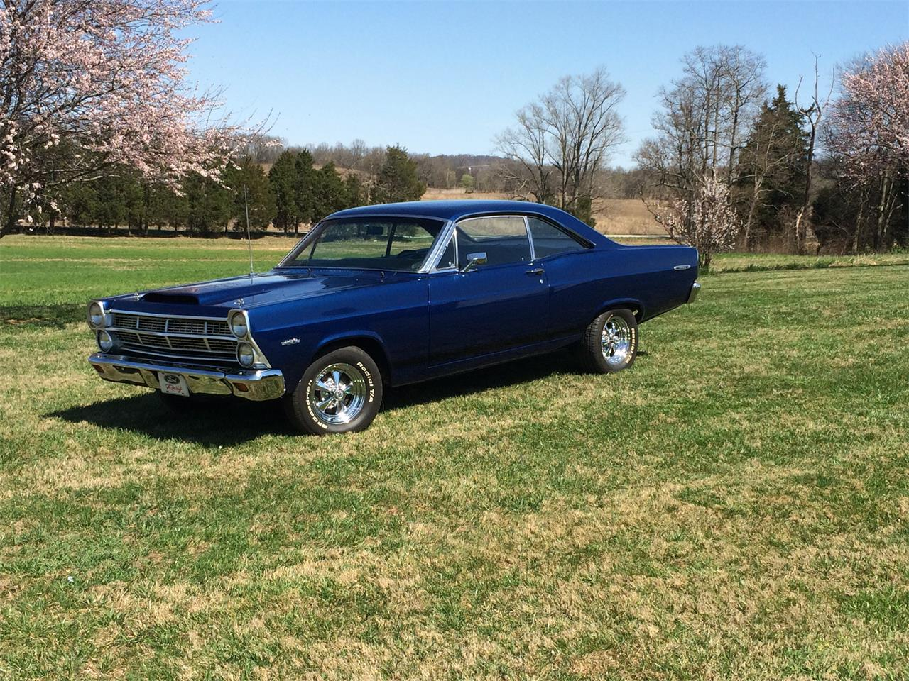 Large Picture of '67 Fairlane - JJSN