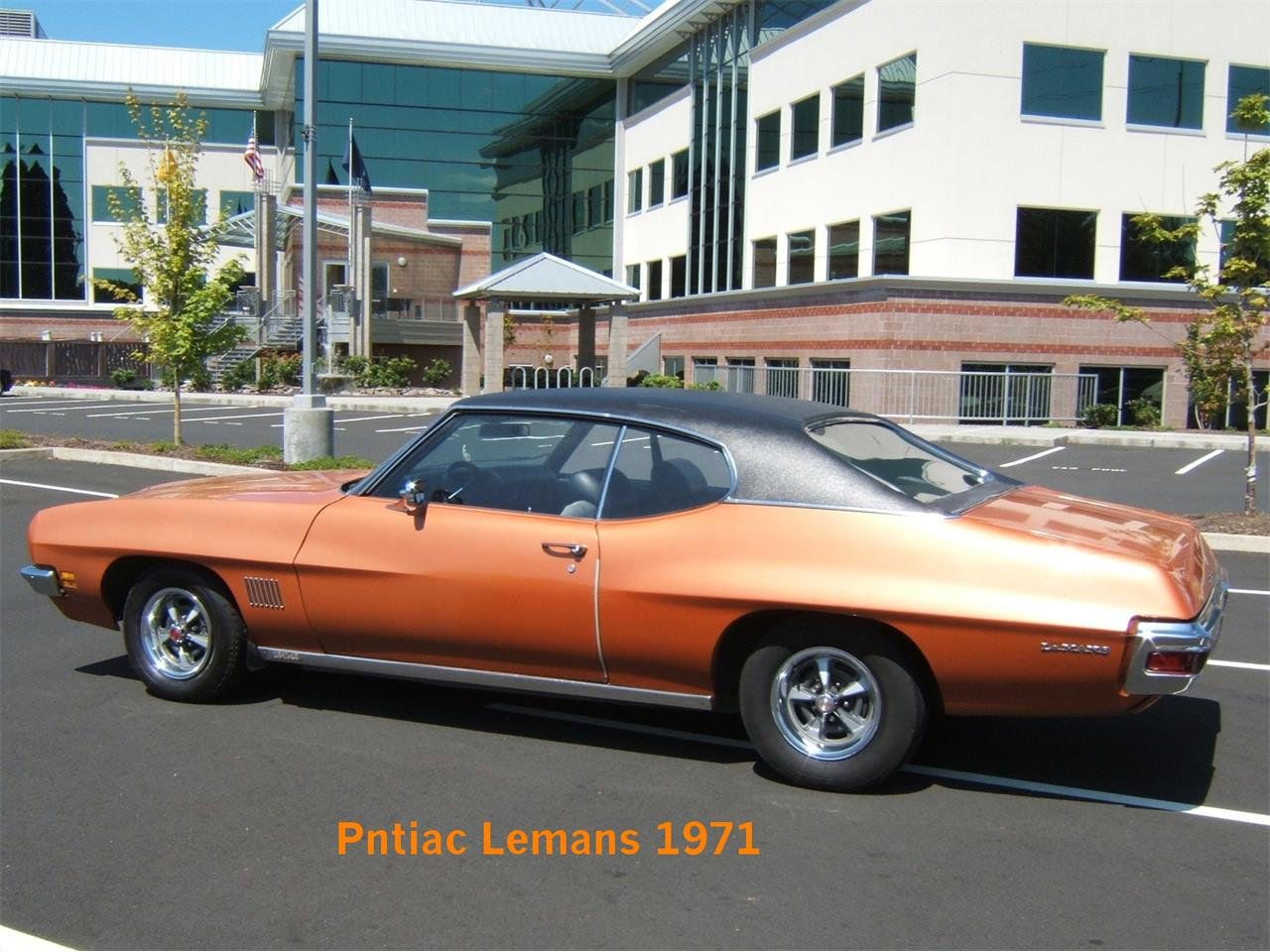 Large Picture of '71 LeMans - JJTM