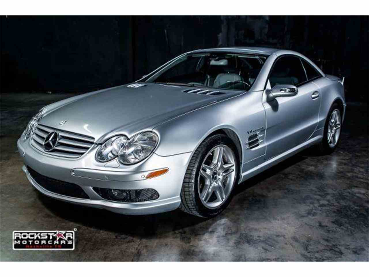 Large Picture of '06 SL-Class located in Nashville Tennessee - JJVG