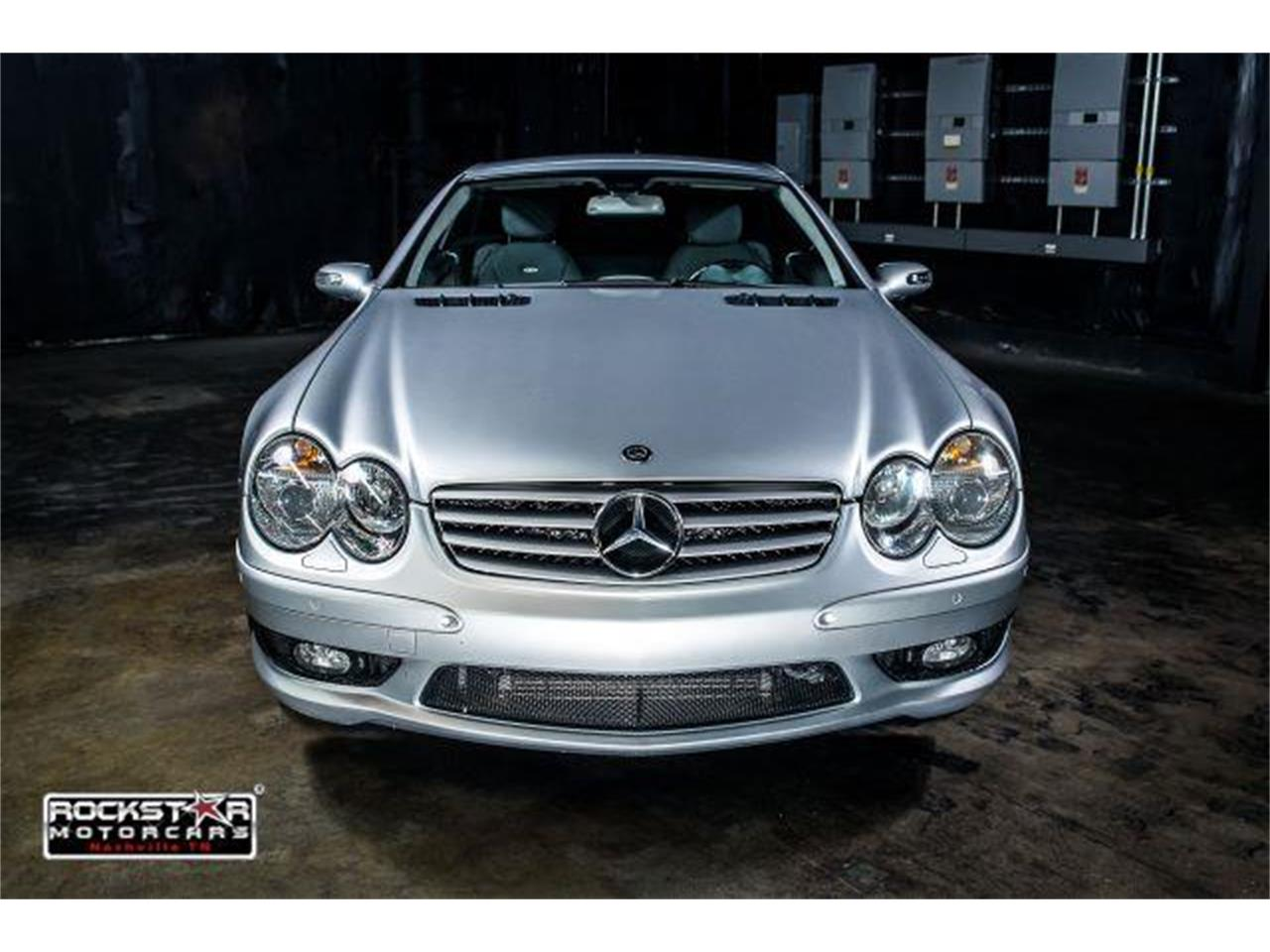 Large Picture of '06 Mercedes-Benz SL-Class - JJVG