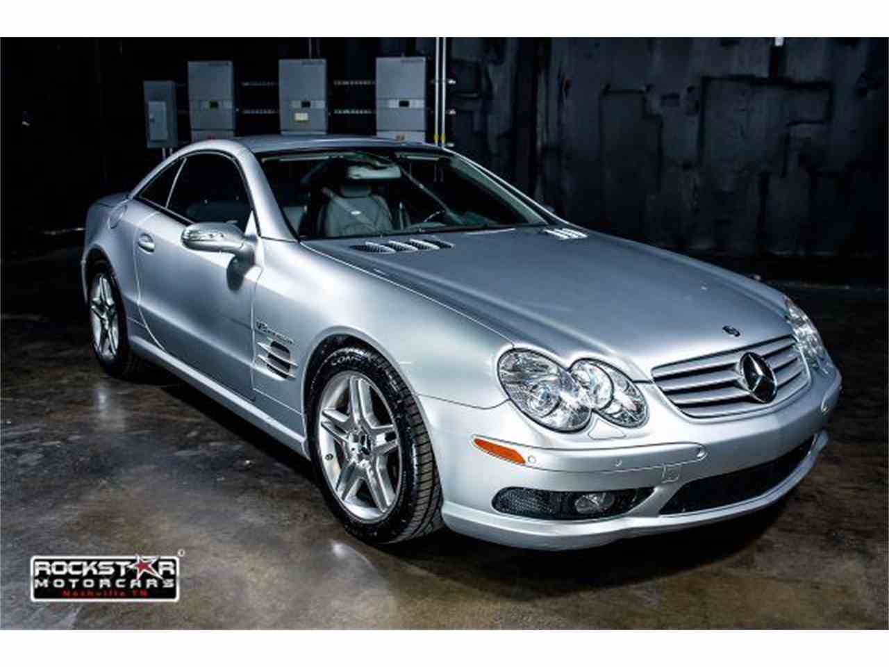 Large Picture of 2006 Mercedes-Benz SL-Class - JJVG
