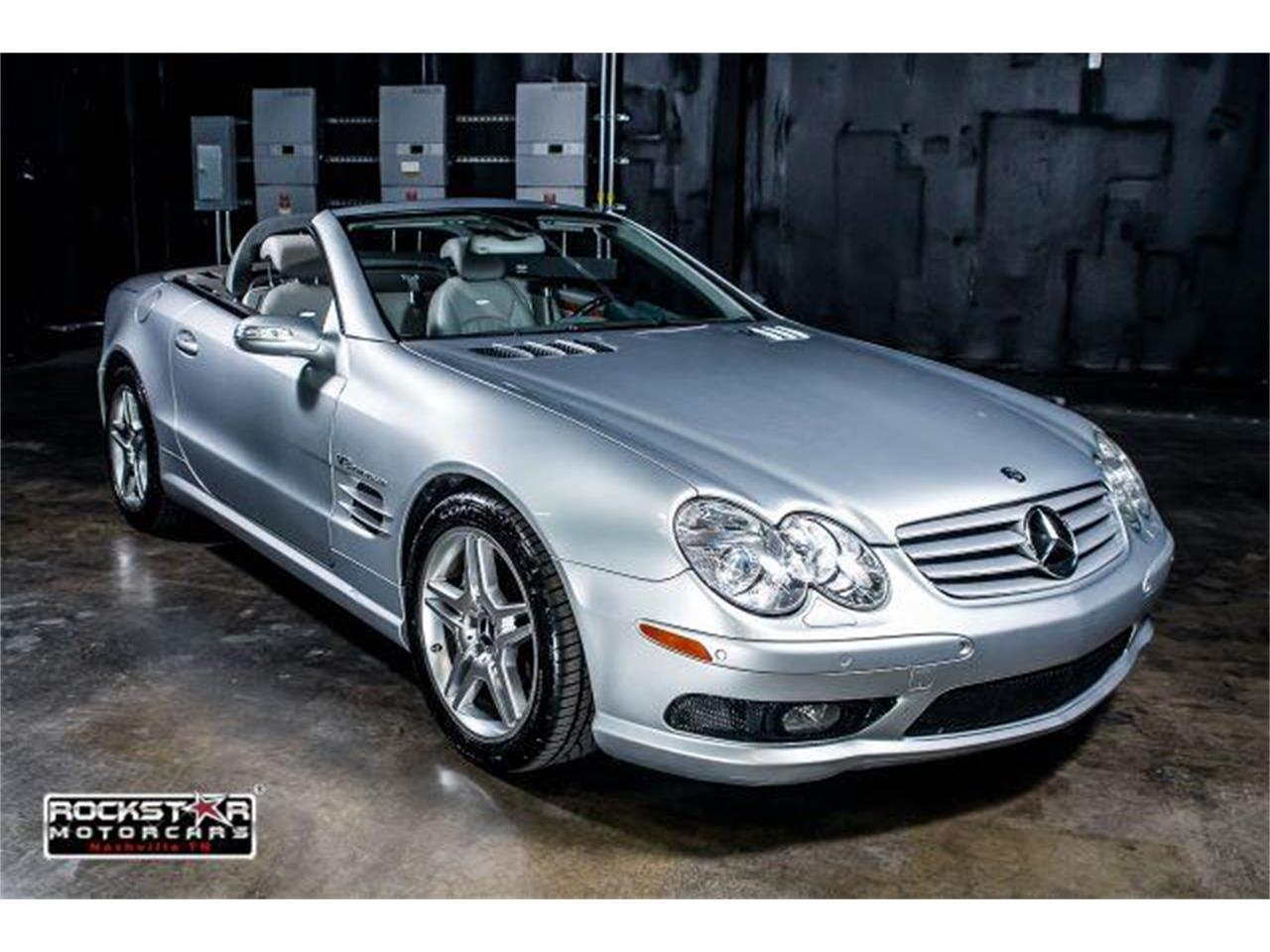 Large Picture of 2006 SL-Class located in Nashville Tennessee - $17,999.00 Offered by Rockstar Motorcars - JJVG
