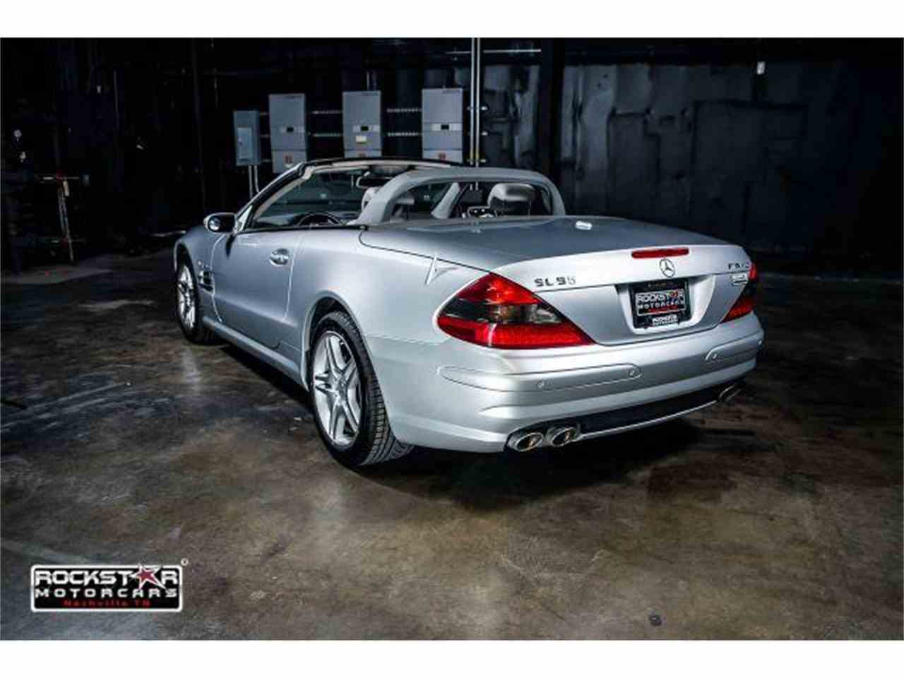 Large Picture of '06 SL-Class located in Nashville Tennessee Offered by Rockstar Motorcars - JJVG
