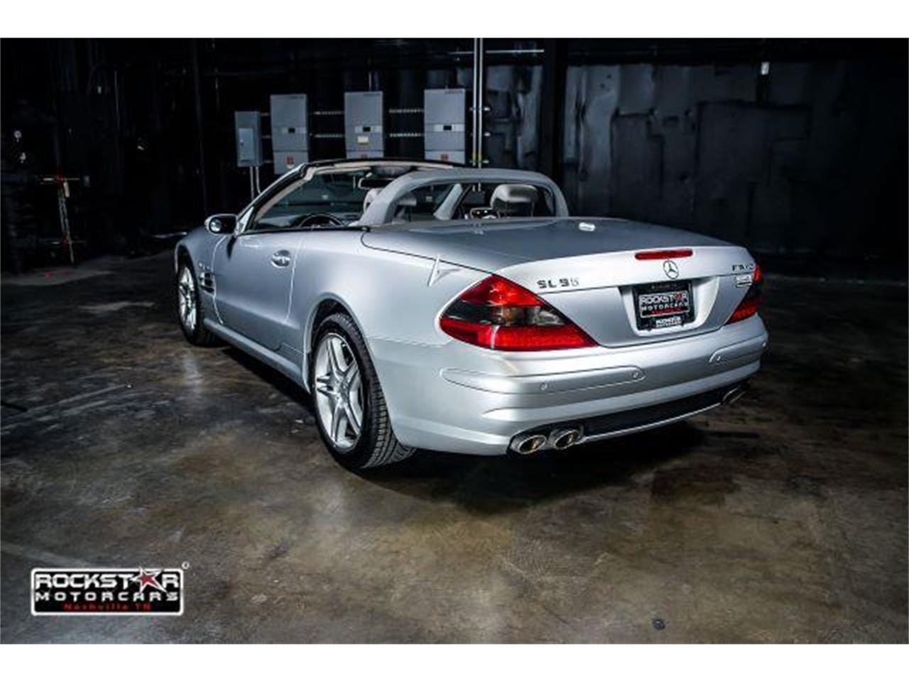Large Picture of '06 Mercedes-Benz SL-Class located in Nashville Tennessee Offered by Rockstar Motorcars - JJVG